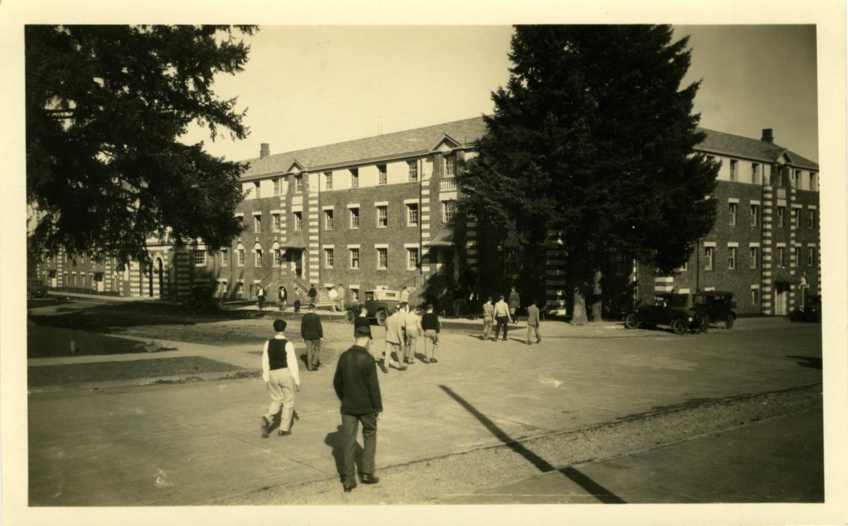 1933 OSU campus