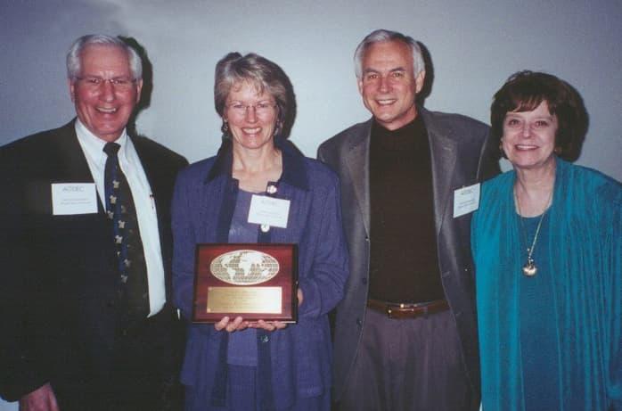 2003 ADEC plaque