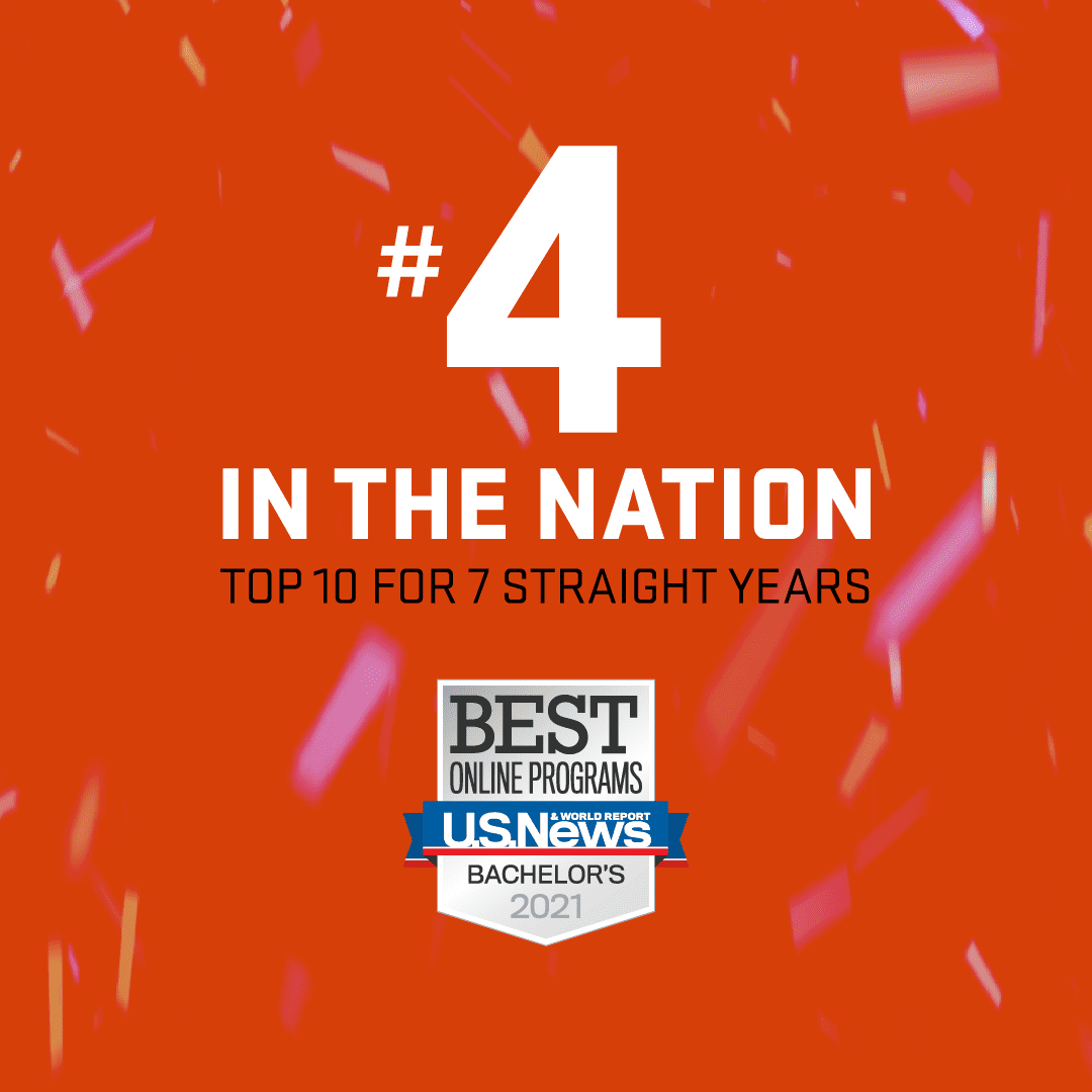 #4 in the Nation, Seven straight years in the top 10