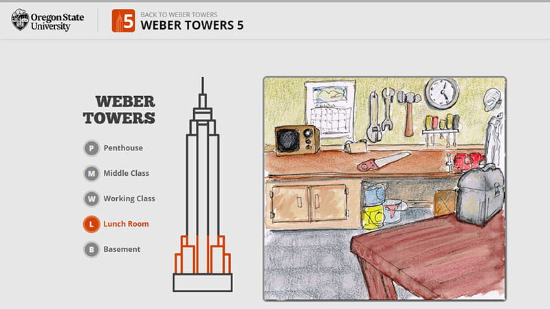 weber towers