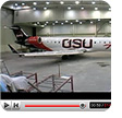 OSU Beaver Airplane