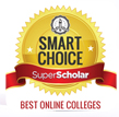 SuperScholar's Best Online Colleges