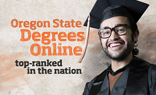 Oregon State Degrees Online | Top-ranked in the Nation