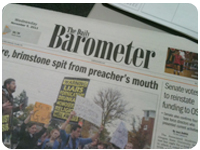 The Daily Barometer