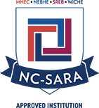 Logo of the National Council for State Authorization Reciprocity Agreements (NC-SARA)
