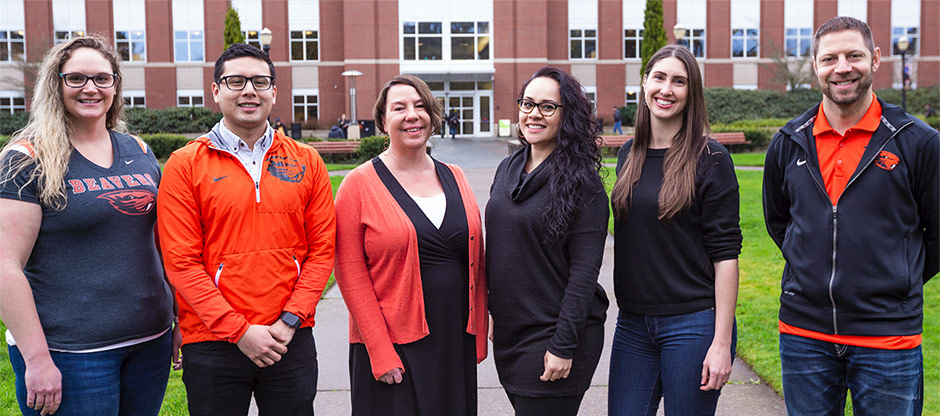 Ecampus student success coaches