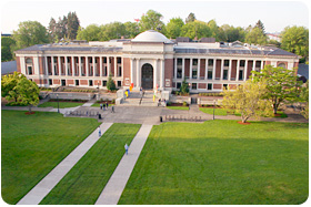 OSU's Memorial Union on the Corvallis Campus