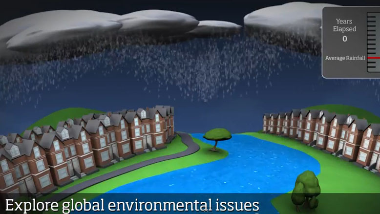 Ecampus global environmental issues class