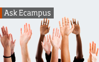 Ask Ecampus