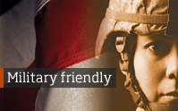 Military friendly
