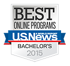 Best Online Programs 2015 - U.S. News & World Report