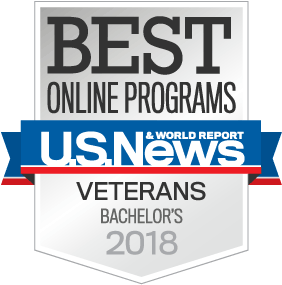 Best Online Bachelor's Programs for Veterans 2018 - U.S. News & World Report