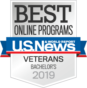 Best Online Bachelor's Programs for Veterans 2019 - U.S. News & World Report